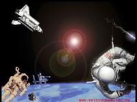 Raumfahrt, Technik und Astronauten