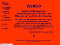 WenDo-Hamburg Tatjana Beer