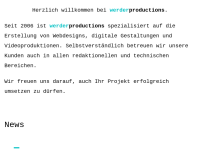 Werder Productions