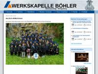 Werkskapelle Böhler Mürzzuschlag-Hönigsberg