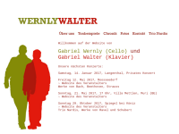 Duo WernlyWalter