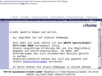 Weste Spezialkabel-Vertriebs GmbH