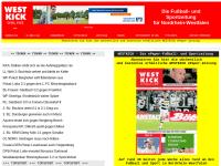 WESTKICK - Fussballzeitung für Nordrhein-Westfalen