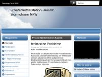 Wetterstation Kaarst
