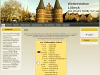 Wetterstation in Lübeck