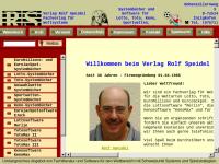 Verlag Rolf Speidel