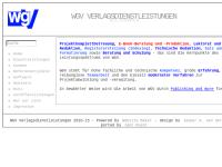 WGV Verlagsdienstleistungen