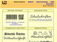 TrueType Barcode