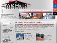 Rudolf Windten Bedachungen GmbH & Co. KG, Preußisch Oldendorf