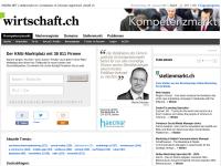 Wirtschaft.ch - Die Legende stirbt langsam: Interim Manager outen sich