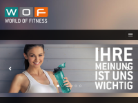 TEAM World of Fitness AG