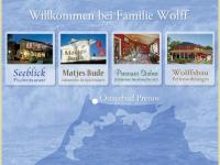 Familie Wolff, Ostseebad Prerow