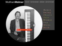 Alleinunterhalter Wolfram Wahner