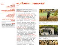 Wollheim Memorial