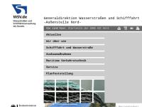 Wasser- und Schifffahrtsdirektion Nord