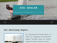 Wassersportfreunde Burg e.V. 1924