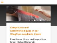 WingTsun Kampfkunstschule Kaarst