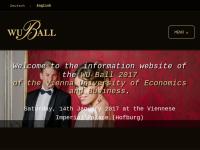 Ball der Wirtschaftsuniversität Wien