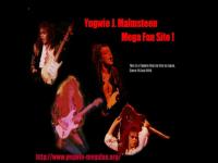 Yngwie J. Malmsteen Mega Fan Site !