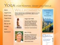 Yoga-Kurse und Yoga Einzelunterricht in Wiesbaden