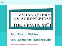 Zahnarzt Dr. med. dent. Erwin G.A. Müller