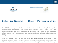 ZEBO Zerspanungstechnik Bodensee GmbH
