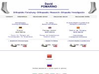 Forschung und Publikationen zum Zehenspitzengang von D. Pomarino