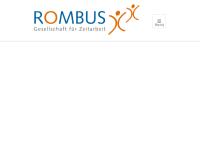 Rombus Gesellschaft für Zeitarbeit mbH
