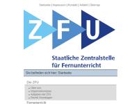 Staatliche Zentralstelle für Fernunterricht (ZFU)