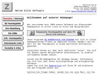 Bernd Zille Software