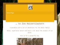 Zoo Kaiserslautern.