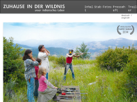 Zuhause in der Wildnis - unser indianisches Leben