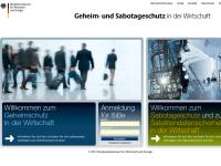 BMWI Sicherheitsforum - Bundesministerium für Wirtschaft und Technologie