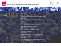 ver.di - Deutschen Journalistinnen- und Journalisten-Union (dju)