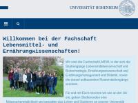 Fachschaft Ernährungswissenschaft und Lebensmitteltechnologie der Universität Hohenheim