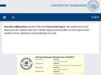 Fachschaft Agrarwissenschaften der Universität Hohenheim