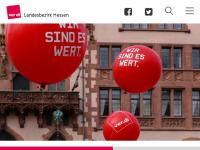 ver.di Vereinte Dienstleistungsgewerkschaft - Landesbezirk Hessen