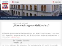 Hessisches Ministerium der Justiz