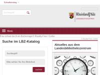 Landesbibliothekszentrum / Landesbüchereistelle Rheinland-Pfalz, Koblenz