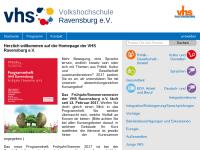 VHS Ravensburg