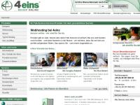 4eins Internet Service, OMCnet Internet Service GmbH
