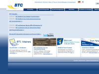 BTC Business Technology Consulting AG